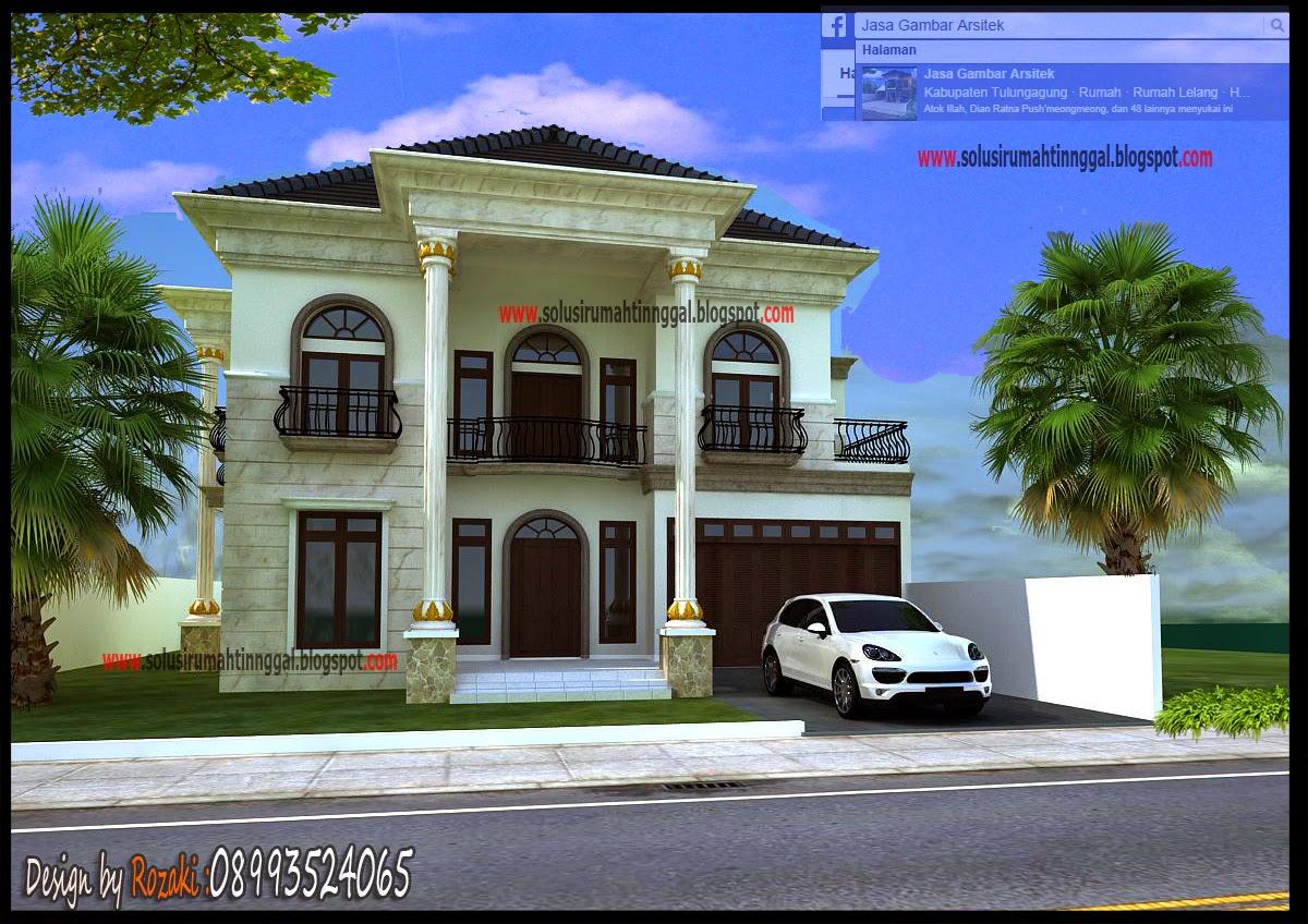rumah klasik terbaru solusi rumah tinggal