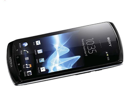 Sony Xperia Neo L Display