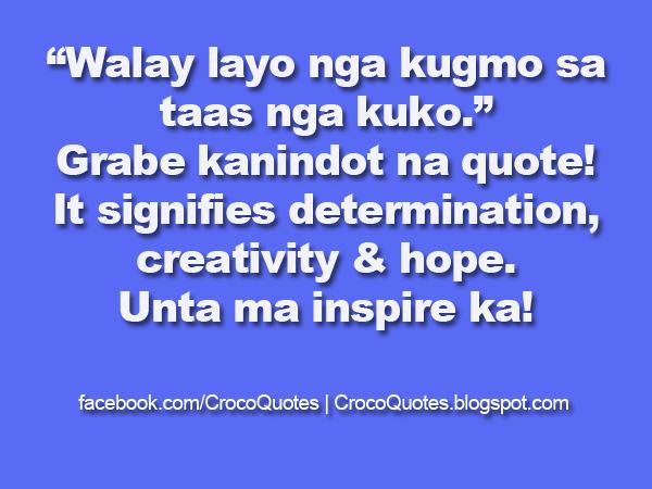 cebuano quotes quotesgram