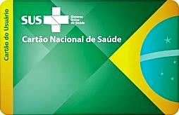 PRÉ-CADASTRO DO CARTÃO NACIONAL DE SAÚDE