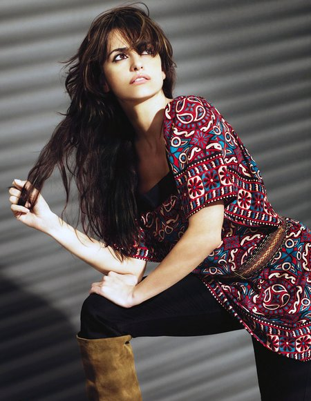 Penelope Cruz Hair, Long Hairstyle 2013, Hairstyle 2013, New Long Hairstyle 2013, Celebrity Long Romance Hairstyles 2272