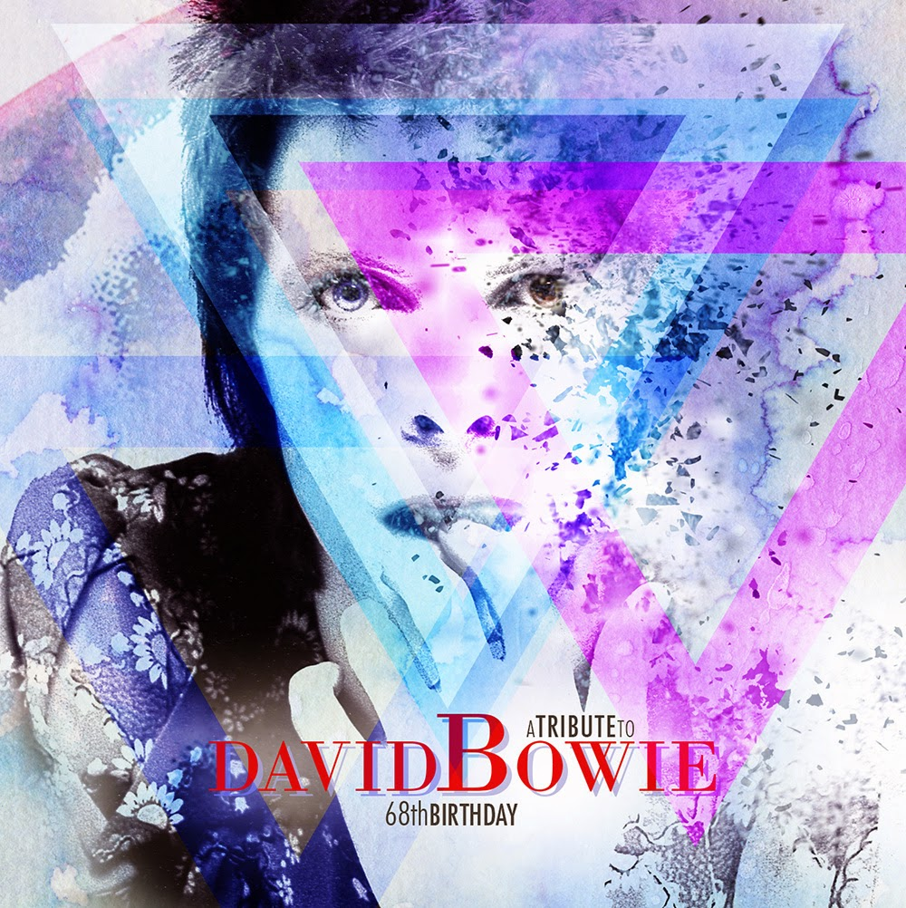 Tributo a DAVID BOWIE (2015)