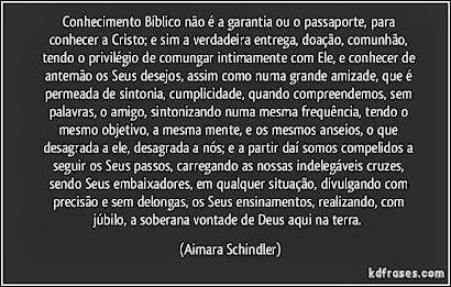 DE CONHECER A CRISTO. 1 Co  2:16; Gl 3:27