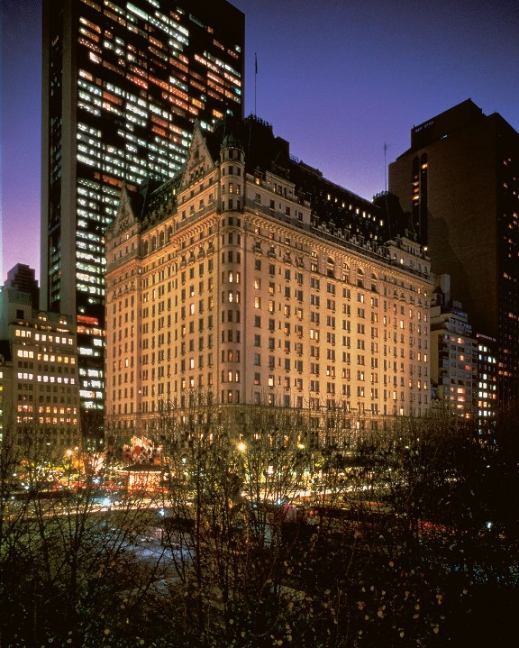 Five Star Hotels: The Plaza - USA (NEW YORK)