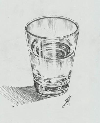 Efeito vidro - D3s3nh4nd0