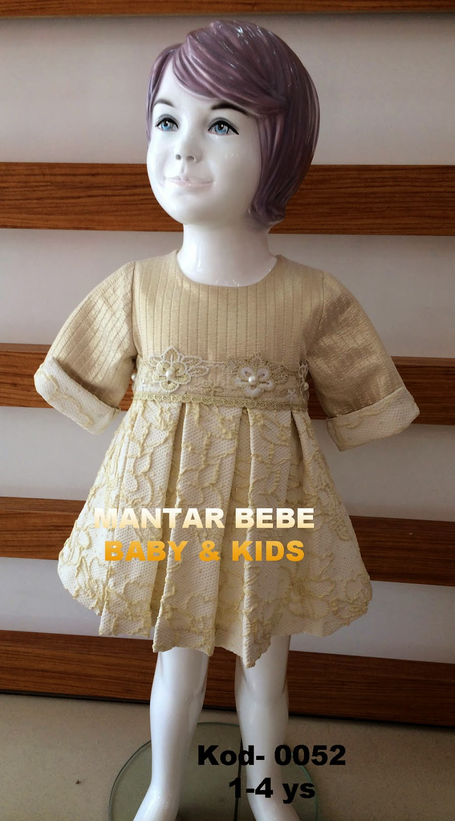MANTAR BEBE ÇOCUK GİYİM - KOD052