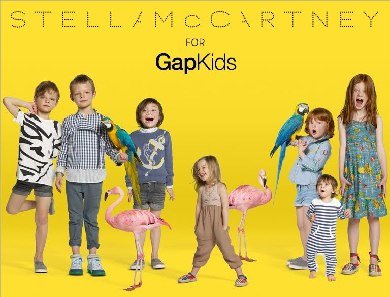 Stella McCartney KidsGap Kids Stella Mccartney