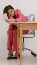 mulher desempregada