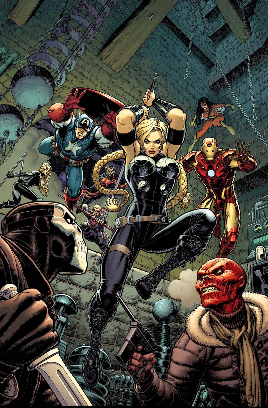 She's Fantastic: Marvel Universe VALKYRIE!