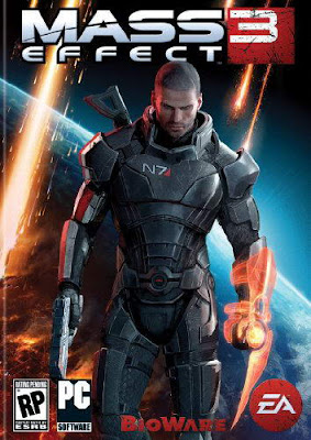 Free Download Mass Effect 3 + 5 DLC PC Game Full Version
