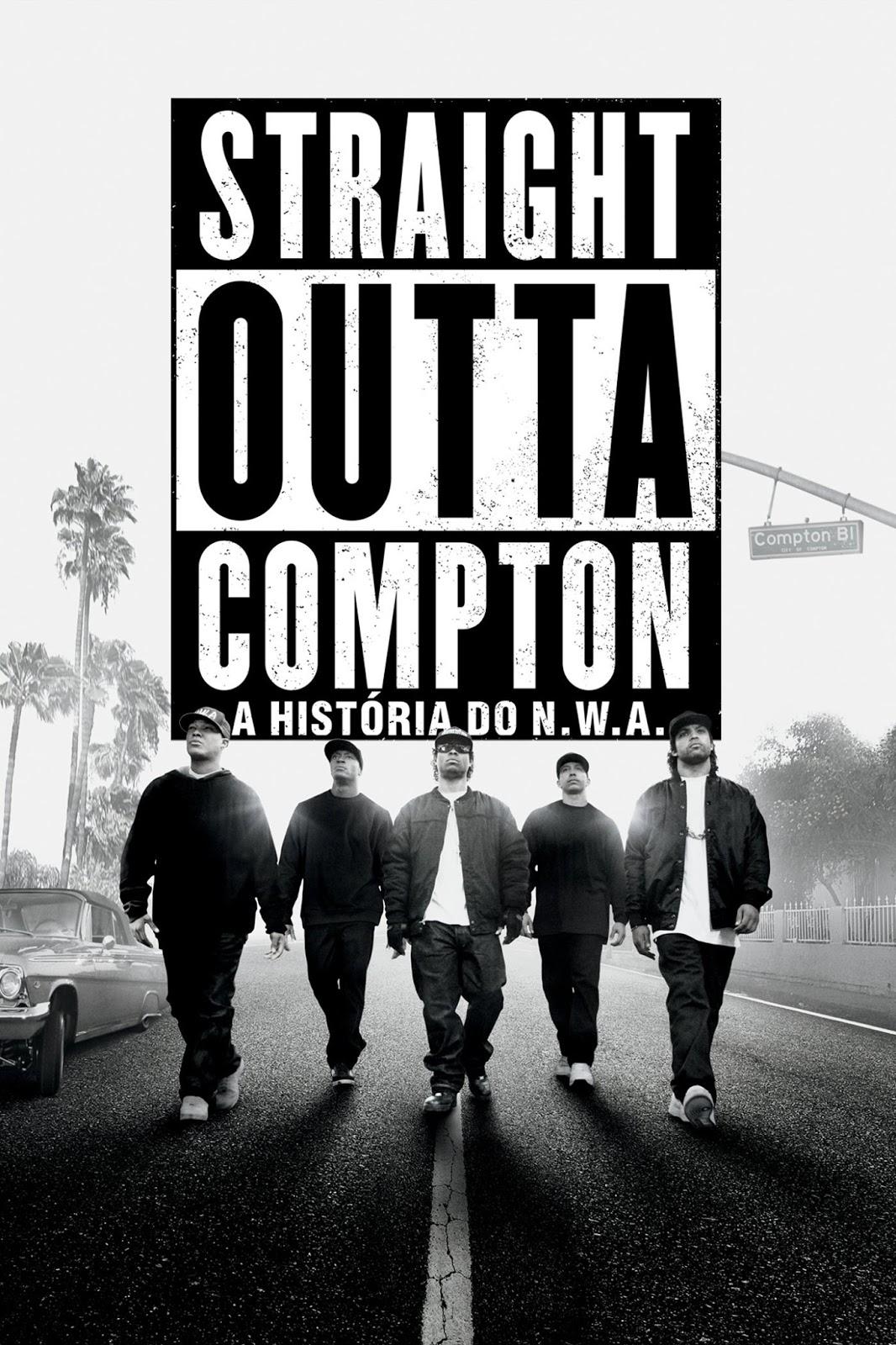 Straight Outta Compton: A História do N.W.A. – Dublado (2015)