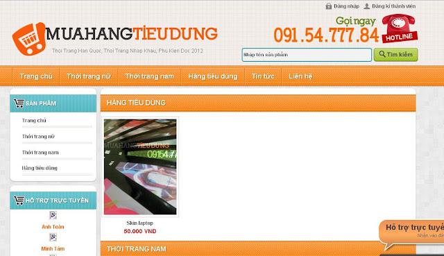 Code muahangtieudung.com