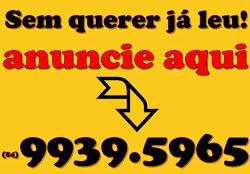 PARCEIROS ANUNCIE => AQUI