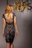 Rochie de ocazie Carolyne Neagra
