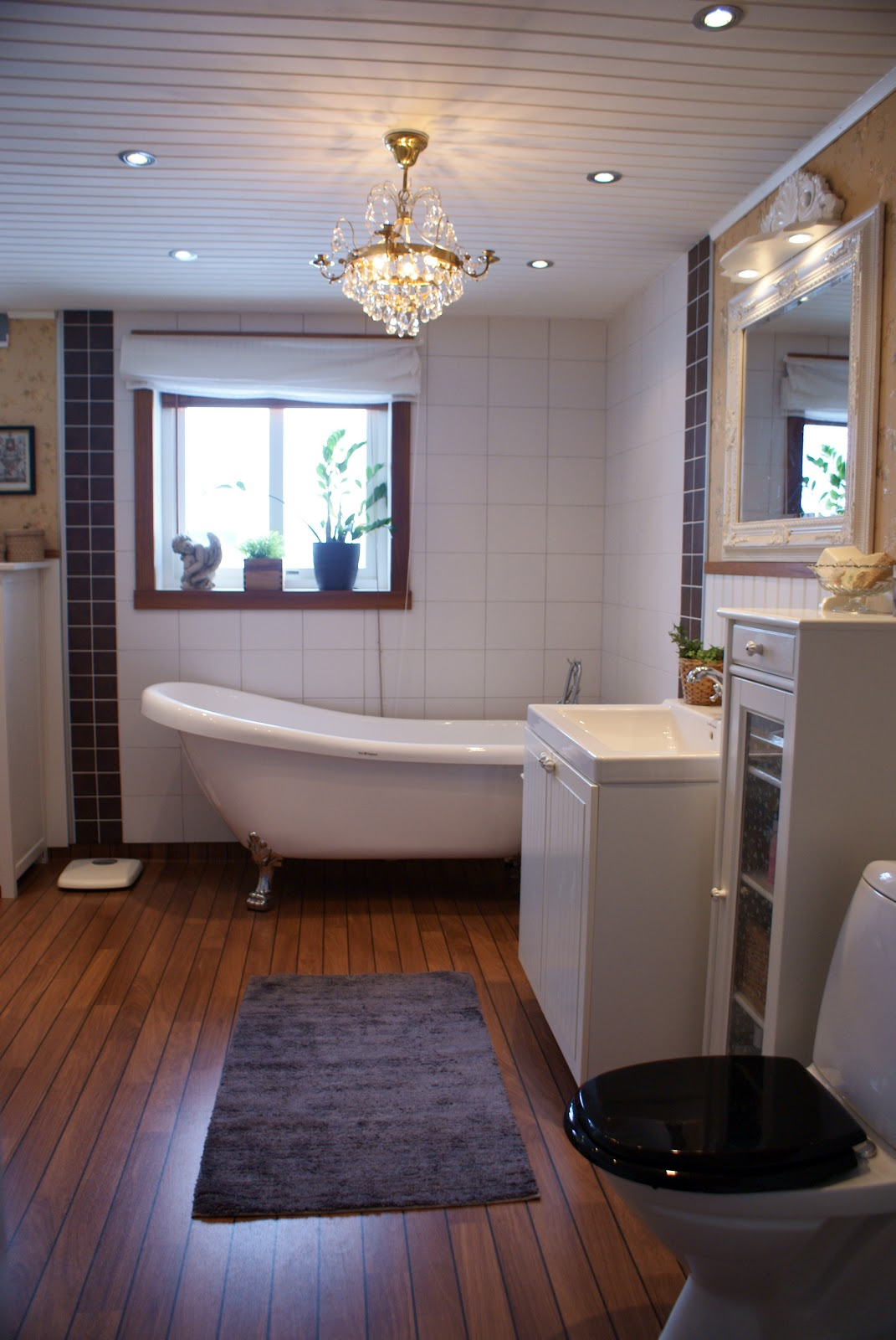 Lunadsign: mitt badrum