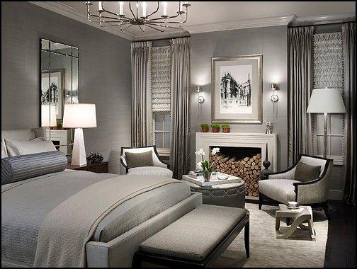 New York Themed Bedroom Decor - Interior Designs Room