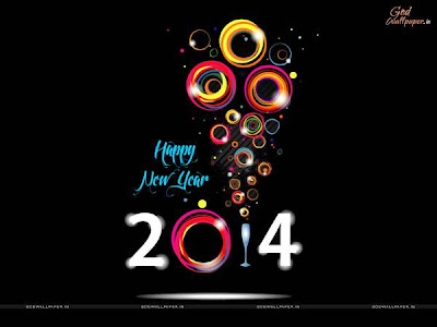 Beautiful Latest Beautiful Happy New Year Wallpapers 2014