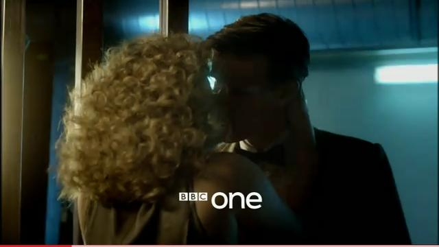 The Doctor and River Song. Let's leave it at that.