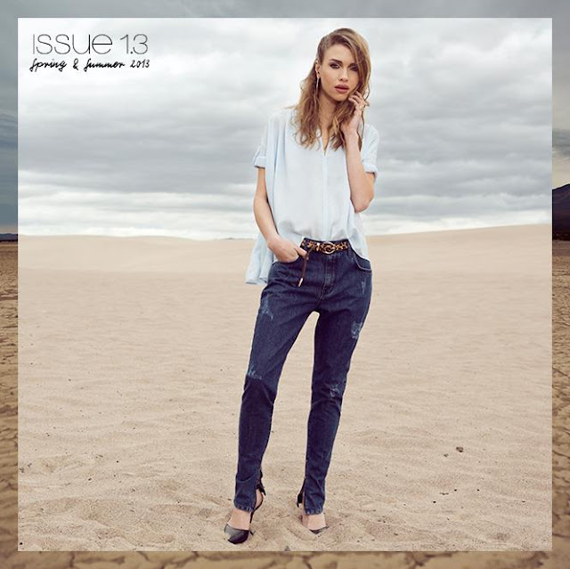 issue 1.3 nelly issue1.3 collection ss13 spring summer 2013 lookbook