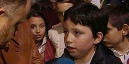 El pequeño Nicolás es el ejemplo perfecto de que nos juntamos a las personas de éxito para que quienes nos ven con ellos nos asocien con él