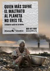 Campaña de Manos Unidas