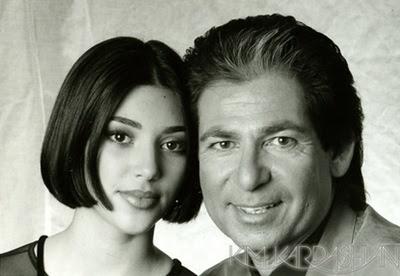 Kardashians  on Robert George Kardashian  Feb  22  1994 Sept  30  2003