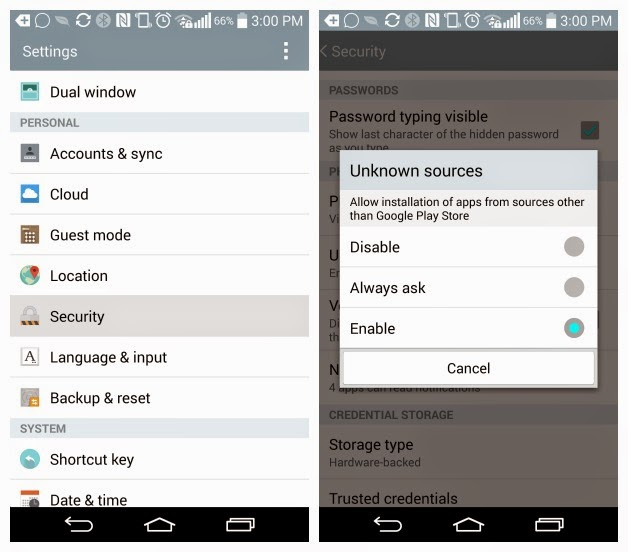 Bagaimana Instal Play Store Android Manual - Review