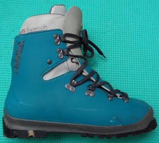 Asolo Plastic Boots