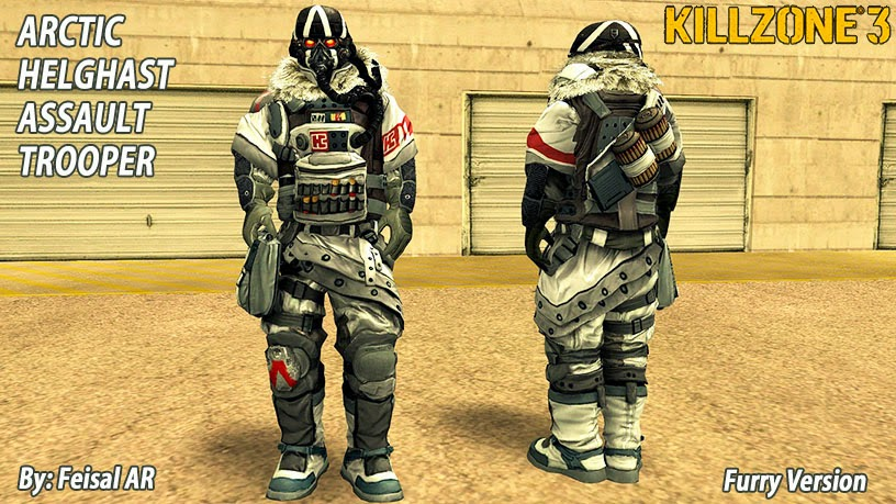 killzone helghast trooper gta skin