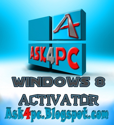 windows 8 activator logo