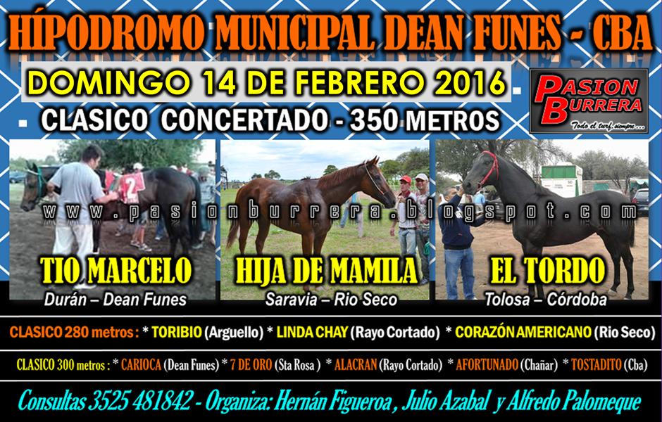 DEAN FUNES - 14  DE FEBRERO 2016