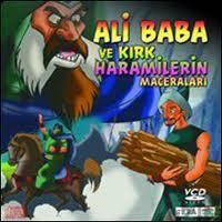 Ali Baba ve Kırk Haramiler Karamel Tv Oyunu