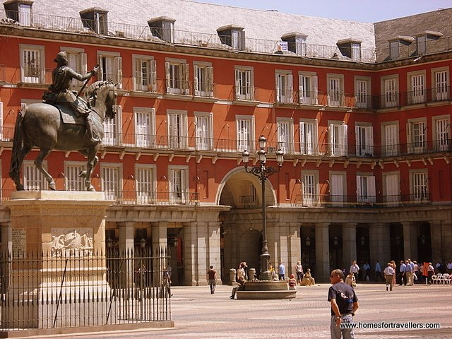 Apartments in madrid for rent short term alquiler de apartamento por meses en madrid - Apartamentos alquiler madrid por meses ...