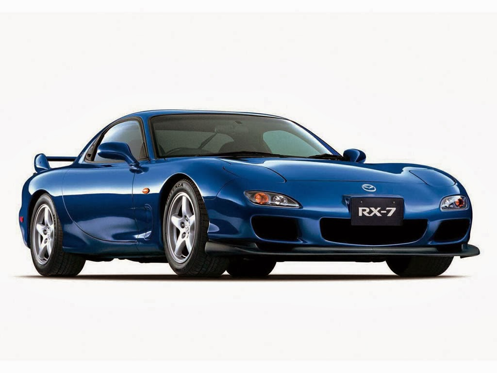 View Picture Blue Sports Cars