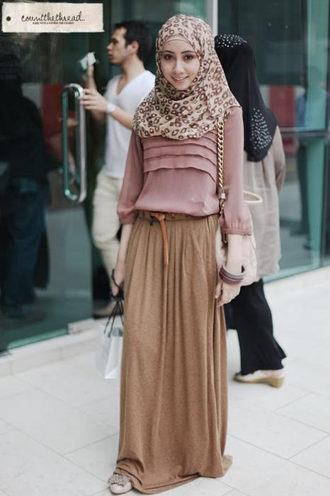 Pilihan Gaya Hijab Tutorial Hijab