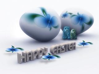 Happy Easter, Uskrsna čestitka download besplatne pozadine slike za mobitele