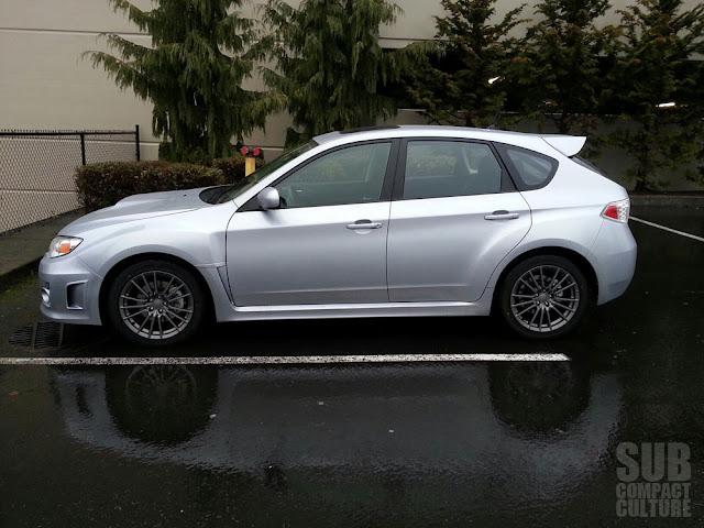 Our new 2013 Subaru WRX Premium