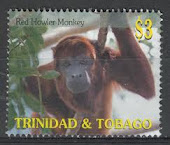 Howler Monkey, Nariva, Trinidad