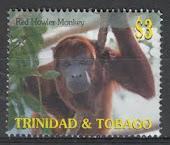 Howler Monkey, Nariva, Trinidad