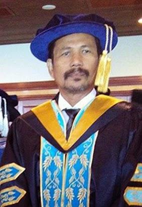 Datuk M Nasir Terima Ijazah Kehormat Doktor Falsafah Pengurusan Industri Kreatif UUM