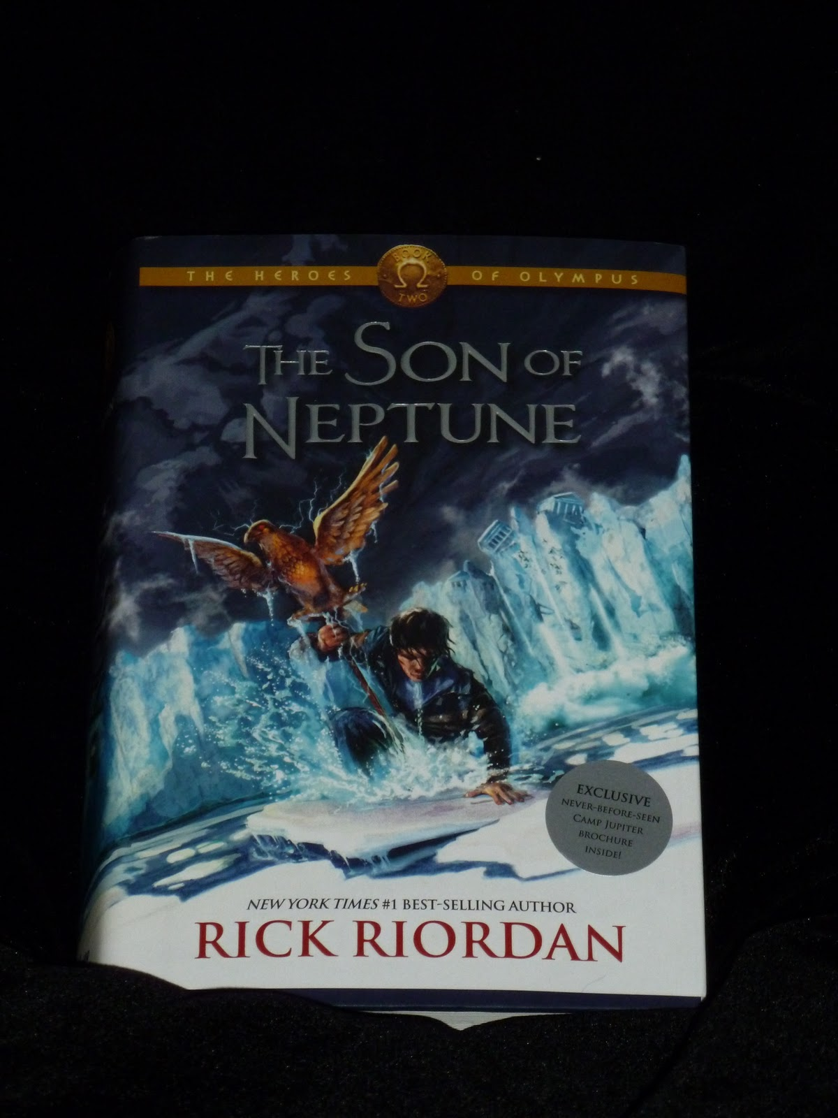 the son of neptune Well for the son of neptune remember, he isn't at camp half blood so the prophecies are a little different and this one in particular is from the harpy ella well technically mars gave one but that really didn't say anything so i'm going with ella.