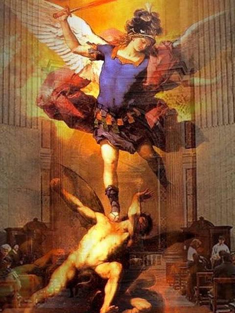 Oracion a san miguel arcangel para ayuda en las peticiones