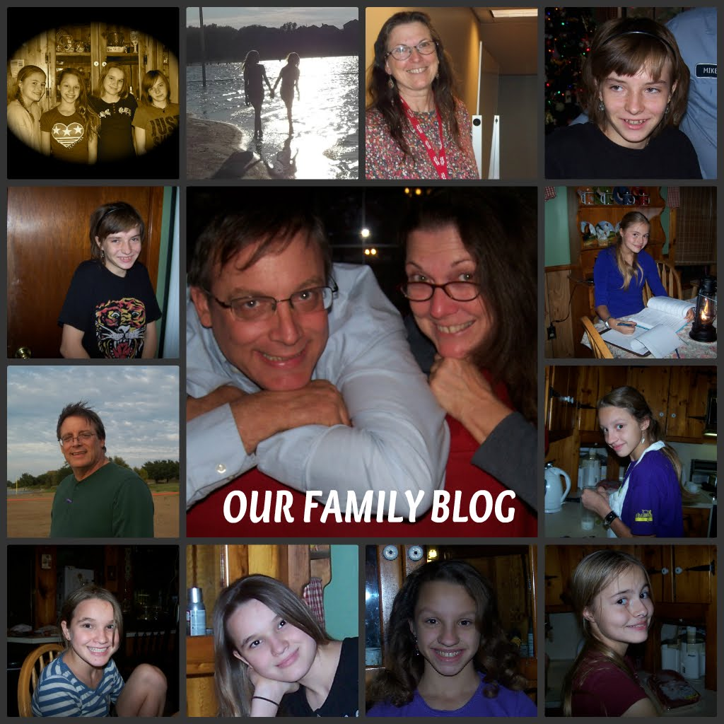 OUR FAMILY BLOG :