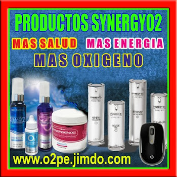 SYNERGYO2 - PRODUCTOS