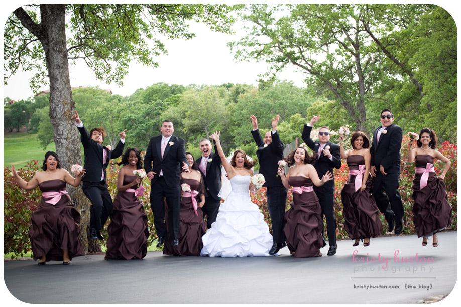 Colour Scheme Pink And Brown Wedding Decoration Ideas