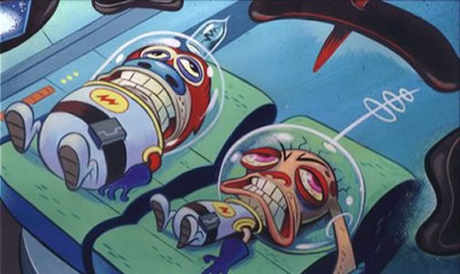 Ren and Stimpy - Space Madness  http://www.dailymotion.com/video/x91e3a_ren-and-stimpy-space-madness_fun