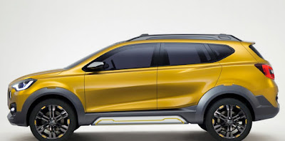 Datsun Go-cross for the Young, Optimistic, and Masculine