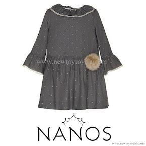 Princess Sofia Style NANOS Dress