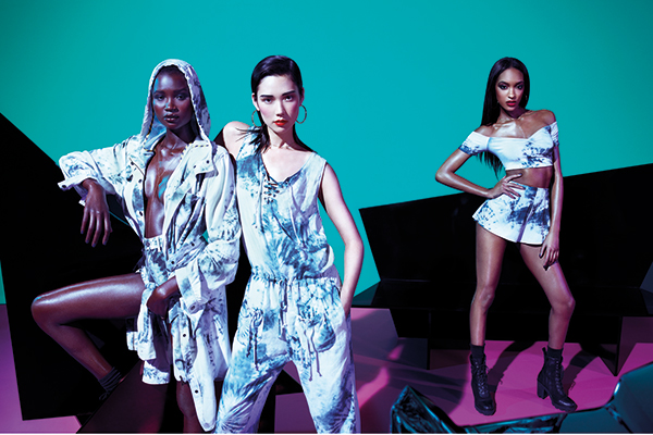 RIHANNA FOR RIVER ISLAND SPRING SUMMER 2013 COLLECTION, CAMPAIGN, RRR S/S13