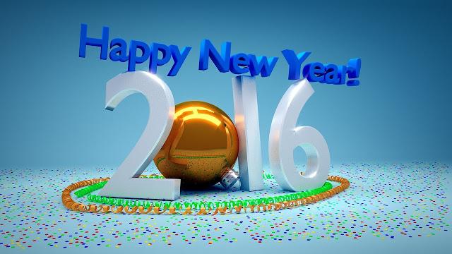 Hình nền năm mới 2016 rực rỡ chào xuân Bính Thân